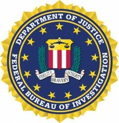 Our Client - Federal Bureau of Investigation